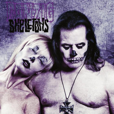 Danzig - Skeletons (LP, Album, Ltd, Sil) - NEW
