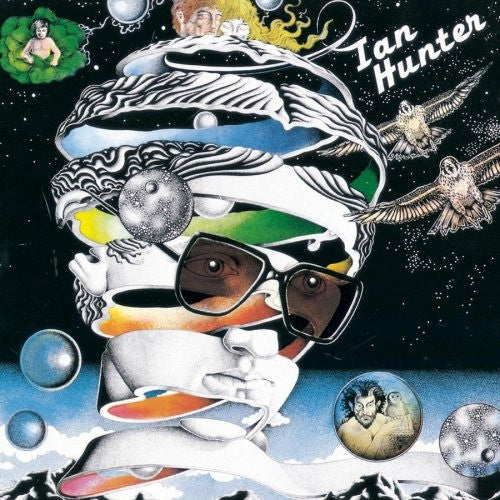 Ian Hunter - Ian Hunter (LP, Album) - USED