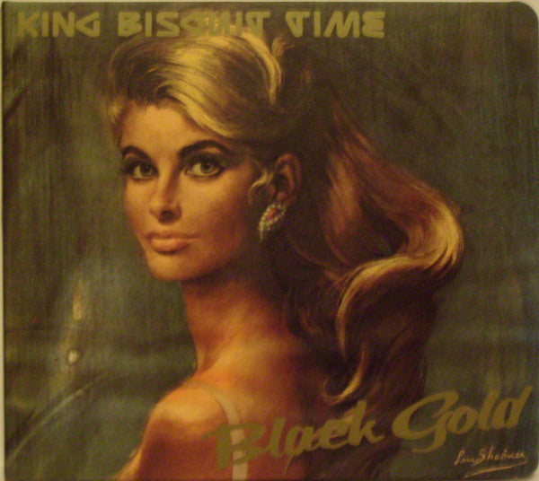 King Biscuit Time - Black Gold (CD, Album) - USED