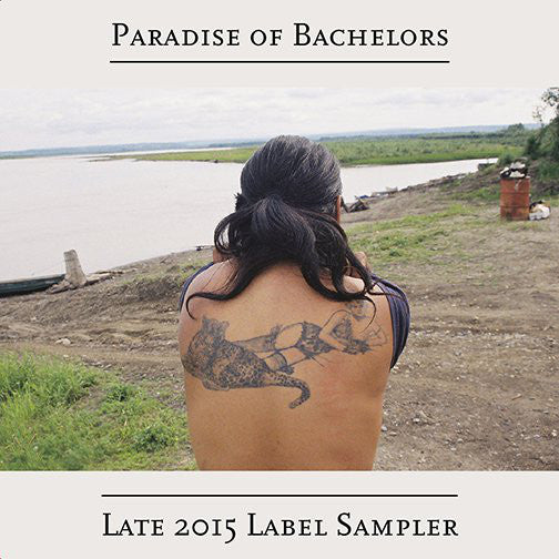 Various - Late 2015 Label Sampler (CD, Comp, Promo) - USED
