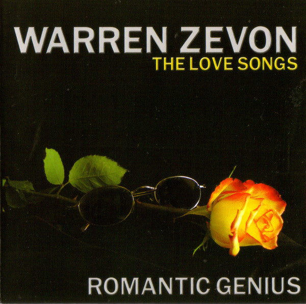 Warren Zevon - The Love Songs - Romantic Genius (CD, Comp) - USED