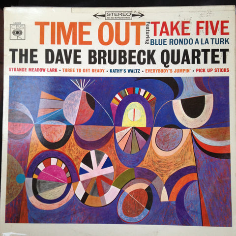 The Dave Brubeck Quartet - Time Out (LP, Album) - USED