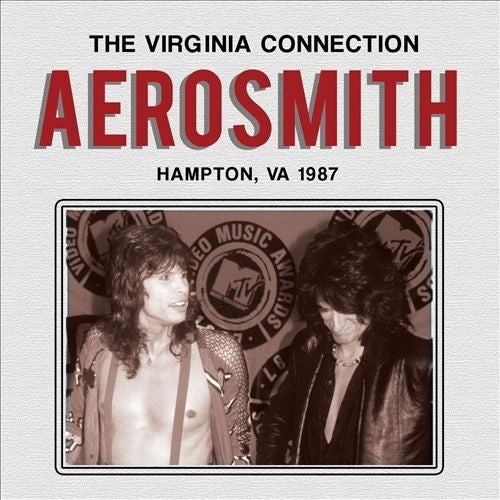 Aerosmith - The Virginia Connection (CD, Unofficial) - USED