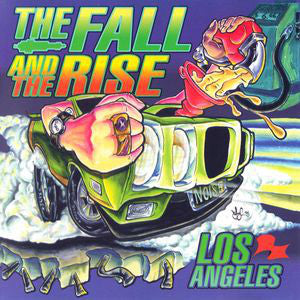 Various - The Fall And The Rise Los Angeles (CD, Album, Comp) - USED