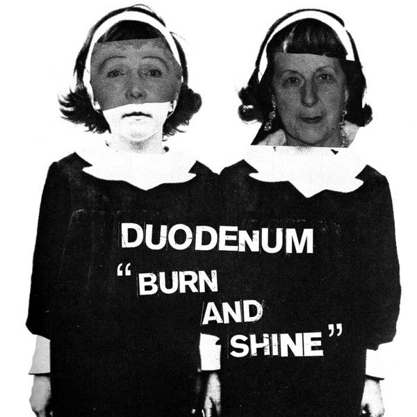 "Duodenum (3) - Burn And Shine (7"", EP) - USED"