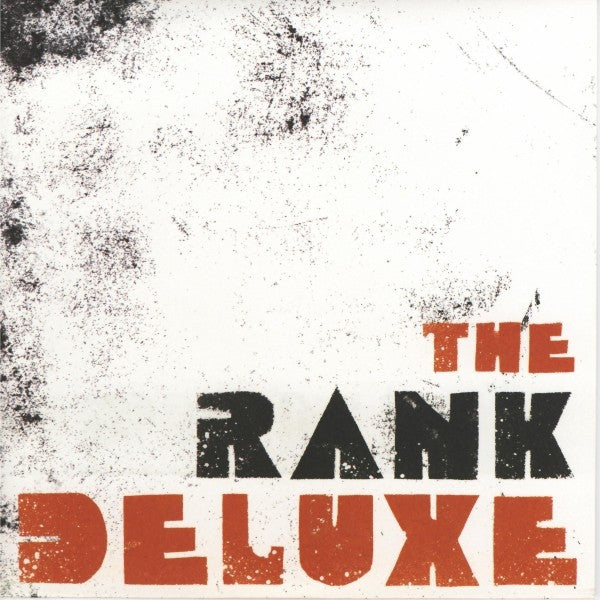 "The Rank Deluxe - Poorman's Cab (7"") - NEW"