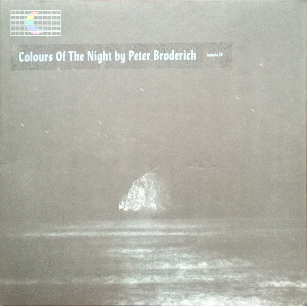 Peter Broderick - Colours Of The Night (LP + CD) - NEW