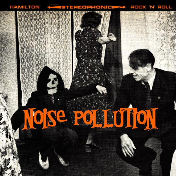 "Various - Noise Pollution (500x7"", EP, Comp) - NEW"