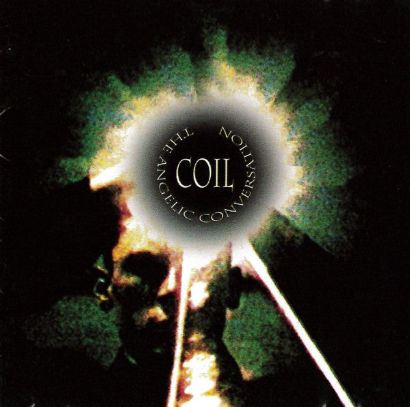 Coil - The Angelic Conversation (CD, Album, RP, Sil) - USED