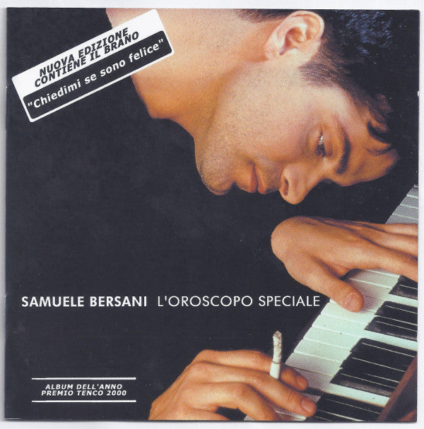 Samuele Bersani - L'Oroscopo Speciale (CD, Album, RE) - USED