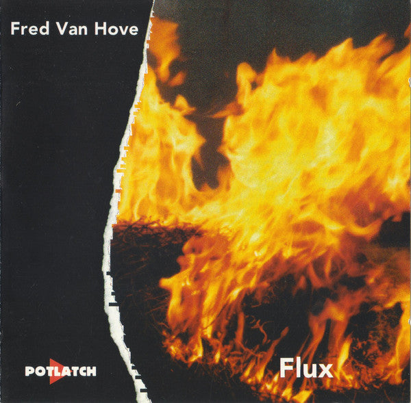 Fred Van Hove - Flux (2xCD) - USED