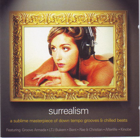 Various - Surrealism (2xCD, Comp) - USED