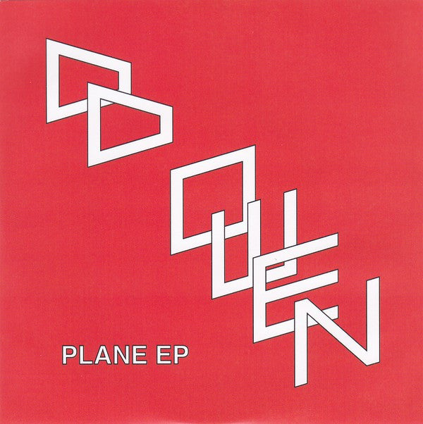 "DD Owen - Plane EP (7"", EP, Red) - NEW"