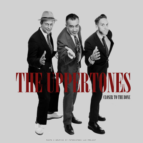 The Uppertones - Closer To The Bone (LP) - NEW