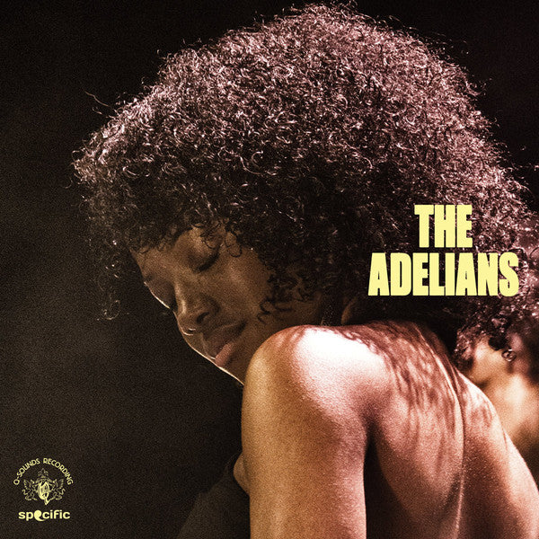 The Adelians - The Adelians (LP, Album) - NEW