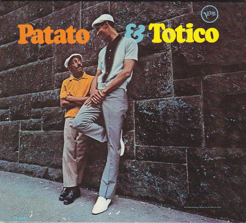 Patato & Totico - Patato & Totico (CD, Album, RE) - USED