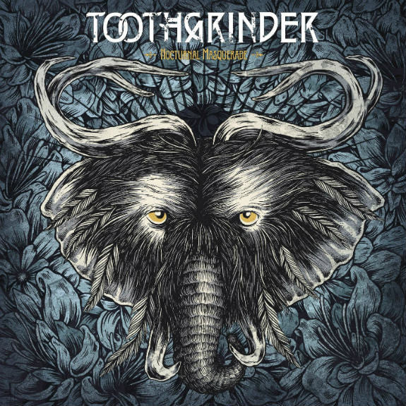 TOOTHGRINDER - Nocturnal Masquerade  (LP, Ltd, Yel) - NEW