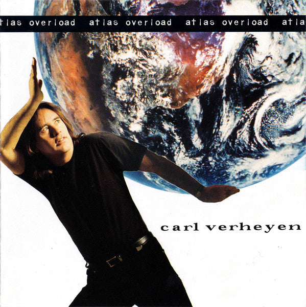Carl Verheyen - Atlas Overload (CD) - USED
