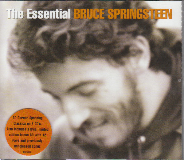 Bruce Springsteen - The Essential Bruce Springsteen (3xCD, Comp, RM + Box) - USED