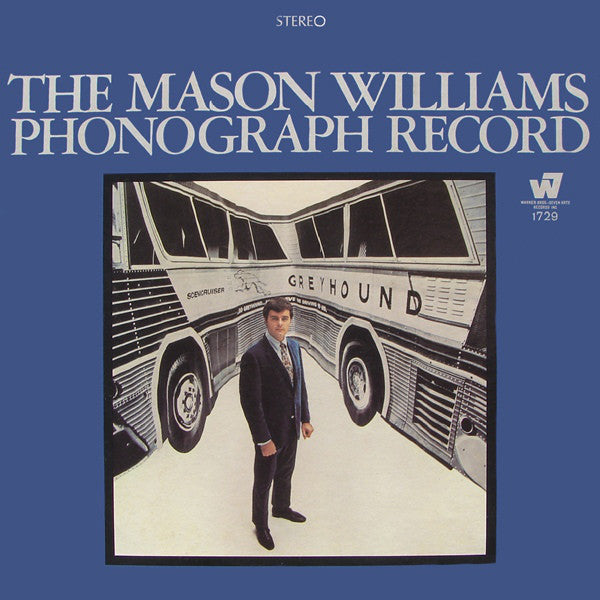 Mason Williams - The Mason Williams Phonograph Record (LP, Album, Ter) - USED