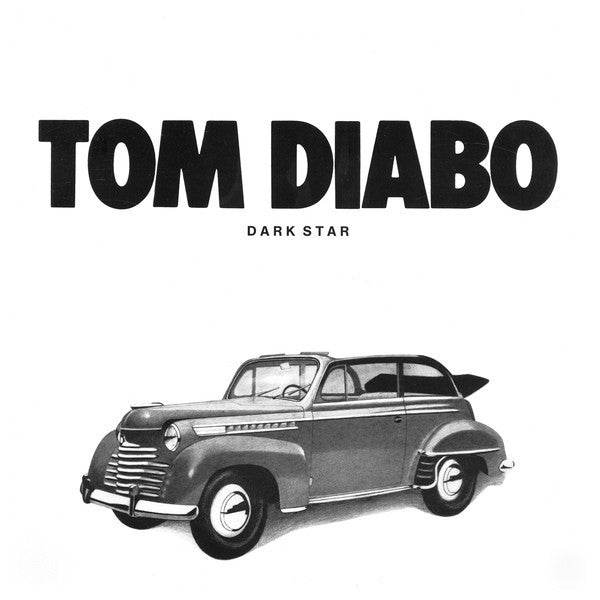 Tom Diabo - Dark Star (CD, Album) - NEW