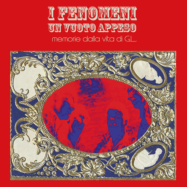 I Fenomeni - Un Vuoto Appeso (LP, RE) - USED