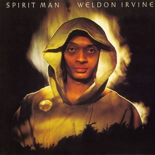 Weldon Irvine - Spirit Man (CD, Album, RM, Pap) - USED