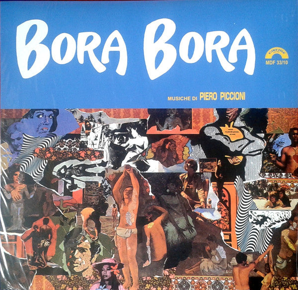 Piero Piccioni - Bora Bora (LP, Album, RE) - NEW