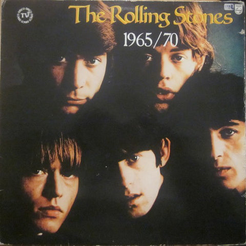 The Rolling Stones - 1965/70 (LP, Comp, RE) - USED