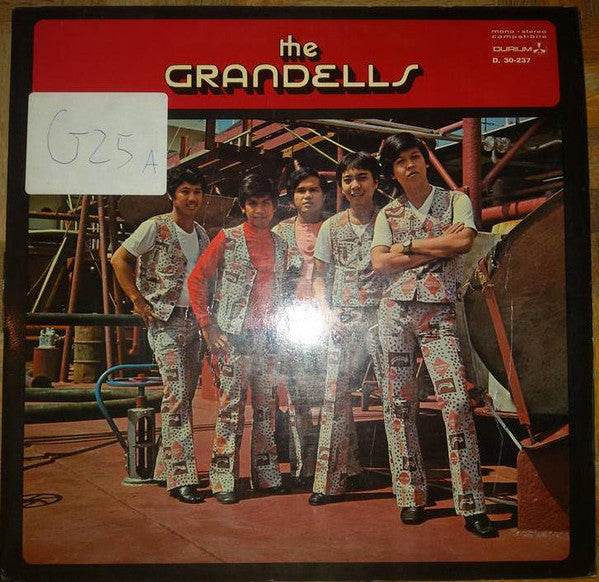 The Grandells - the Grandells (LP, Album) - USED