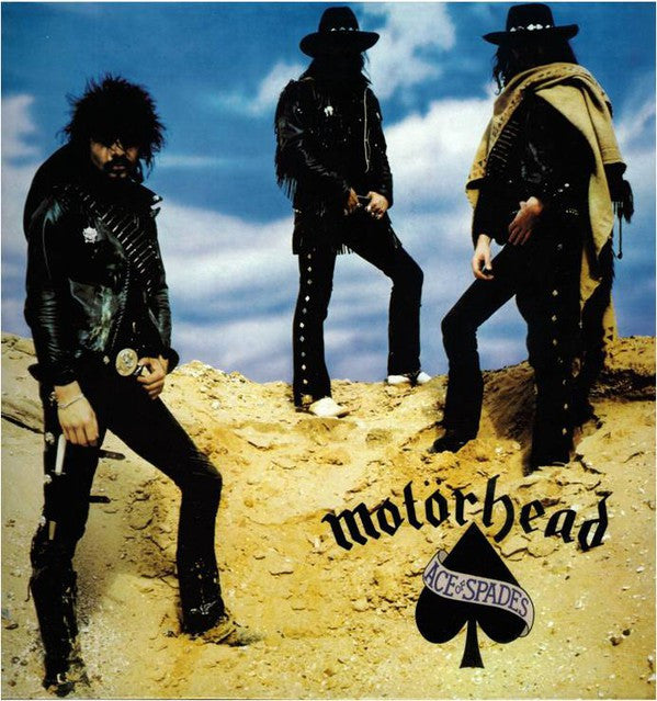 Motörhead - Ace Of Spades (LP, Album, Unofficial) - NEW