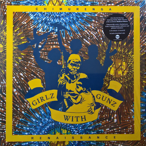 "Chimurenga Renaissance - Girlz With Gunz (12"", EP) - NEW"