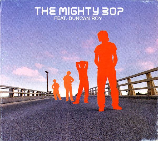 The Mighty Bop Feat. Duncan Roy - The Mighty Bop Feat. Duncan Roy (CD, Album, Dig) - USED