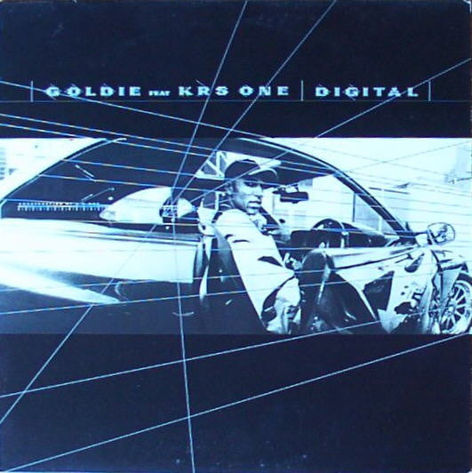 "Goldie Feat. KRS One* - Digital (12"", Single) - USED"