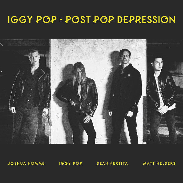 Iggy Pop - Post Pop Depression (CD, Album, Gat) - NEW