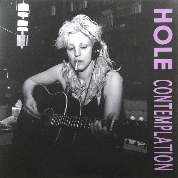 Hole (2) - Contemplation  (LP, Album, Ltd, Unofficial, Pin) - NEW