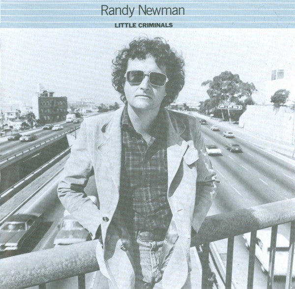 Randy Newman - Little Criminals (CD, Album, RE) - USED