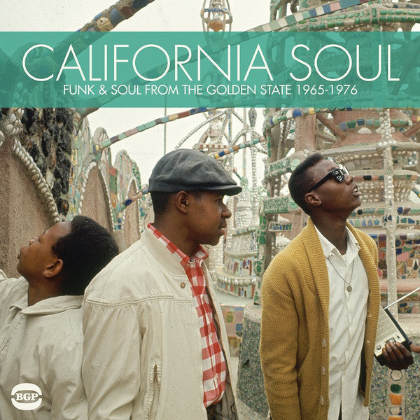 Various - California Soul (Funk & Soul From The Golden State 1965-1976) (CD, Comp) - NEW