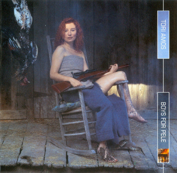 Tori Amos - Boys For Pele (CD, Album) - USED