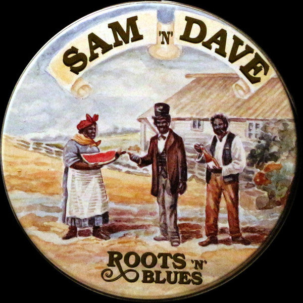 Sam & Dave - Roots 'n' Blues (CD, Comp) - USED