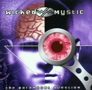 Wicked Mystic - The Paramount Question (CD, Album) - USED
