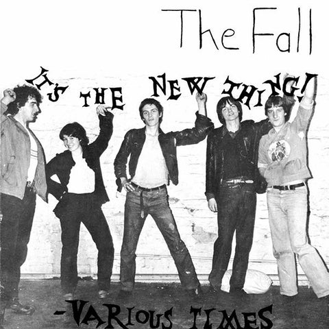 "The Fall - It's The New Thing / Various Times (7"", Single, Ltd, RE, Blu) - NEW"