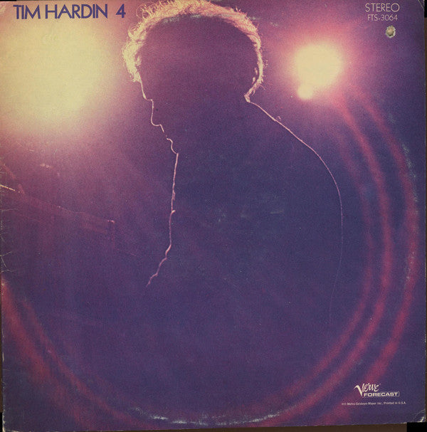 Tim Hardin - Tim Hardin 4 (LP) - USED