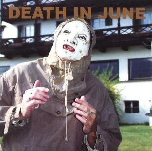 Death In June - Heaven Street (CD, Single, Ltd) - NEW