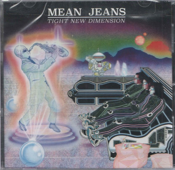The Mean Jeans - Tight New Dimension (CD) - NEW