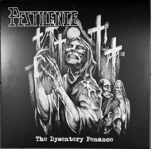 "Pestilence - The Dysentery Penance (12"", Comp, RM) - NEW"
