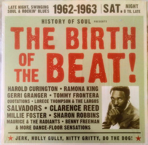 Various - The Birth Of The Beat! (LP, Comp) - NEW