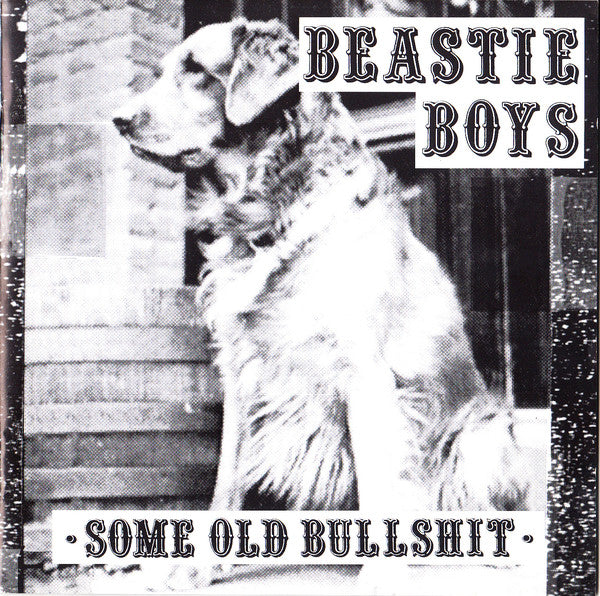 Beastie Boys - Some Old Bullshit (CD, Comp) - USED