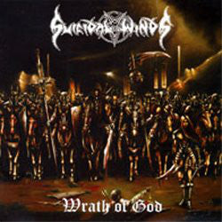 Suicidal Winds - Wrath Of God (CD, Album) - USED