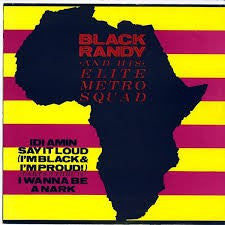"Black Randy And His Elite Metro Squad* - Idi Amin (7"", RE) - NEW"